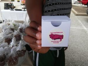 Sweet 7's Packaging